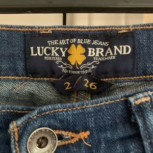 Lucky Brand Jeans - Lucky brand Charlie straight jeans
